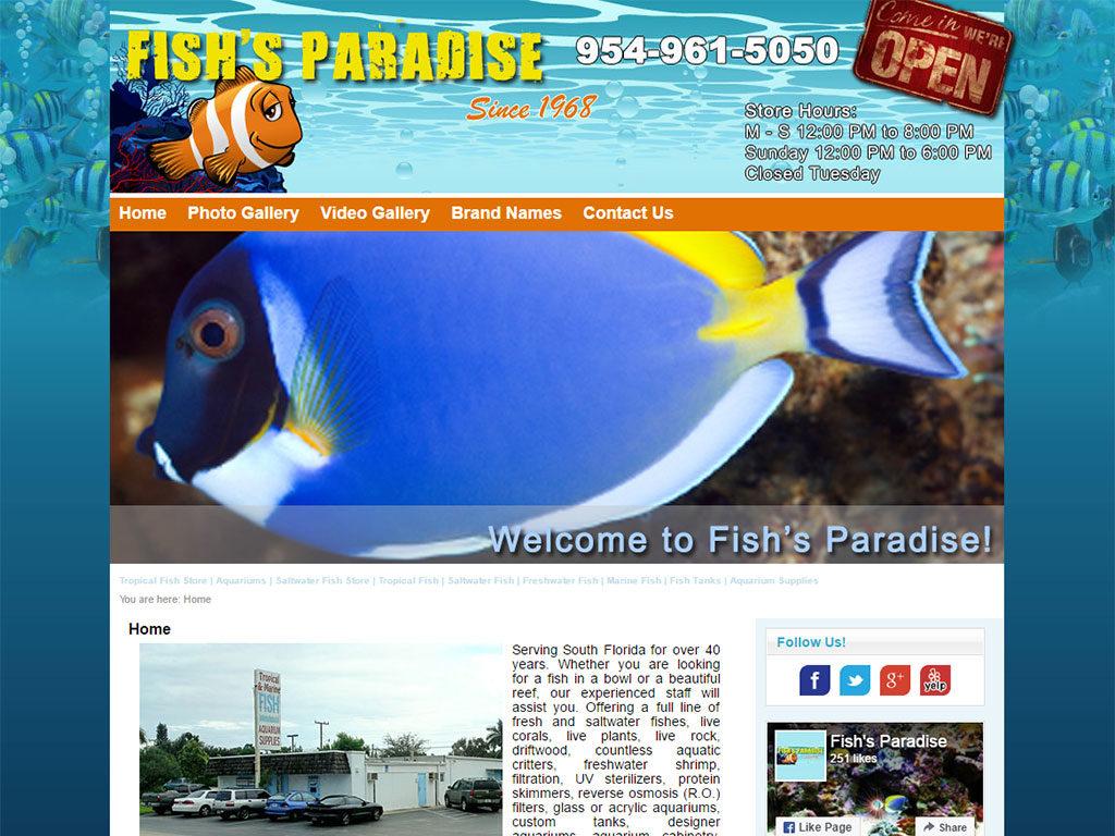 Fish\'s Paradise