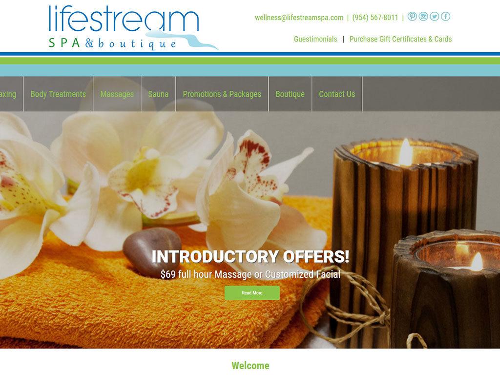 Lifestream Spa