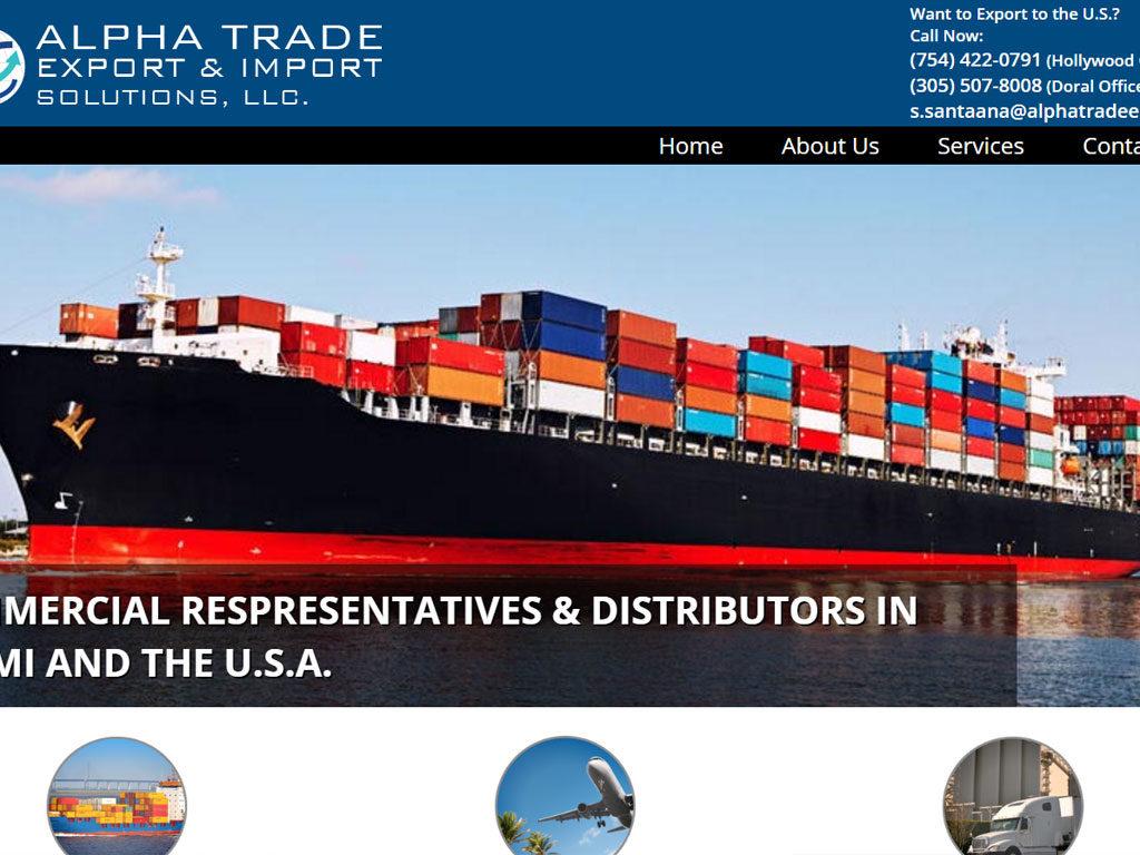 Alpha Trade Export & Import Solutions