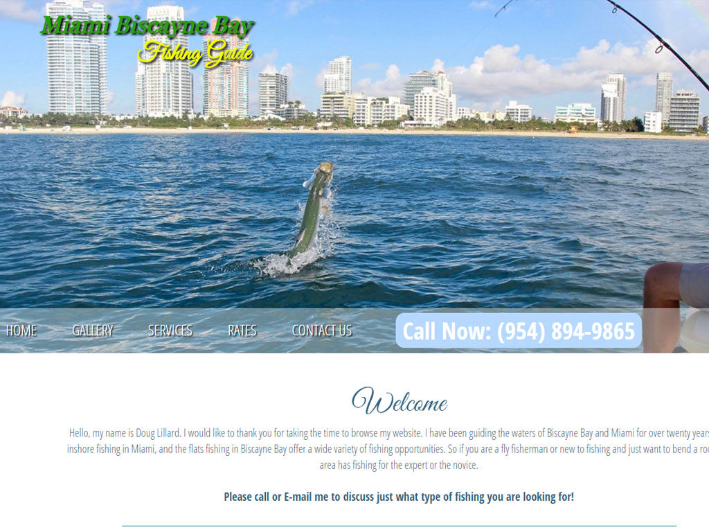 Miami Biscayne Bay Fishing Guide