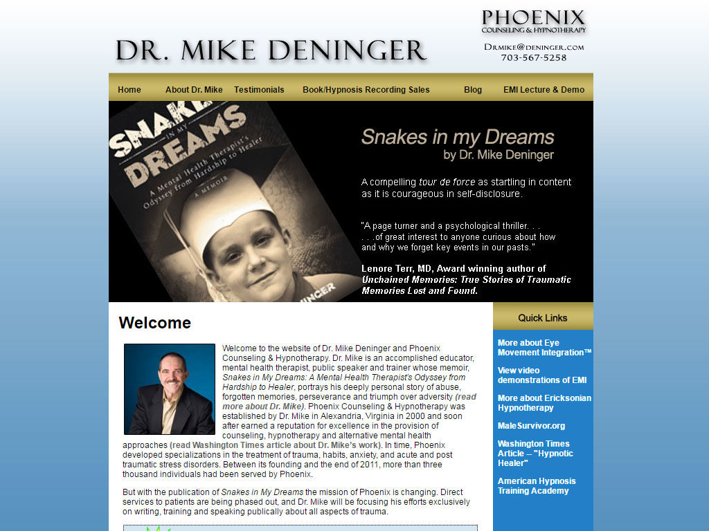 Dr. Mike Deninger
