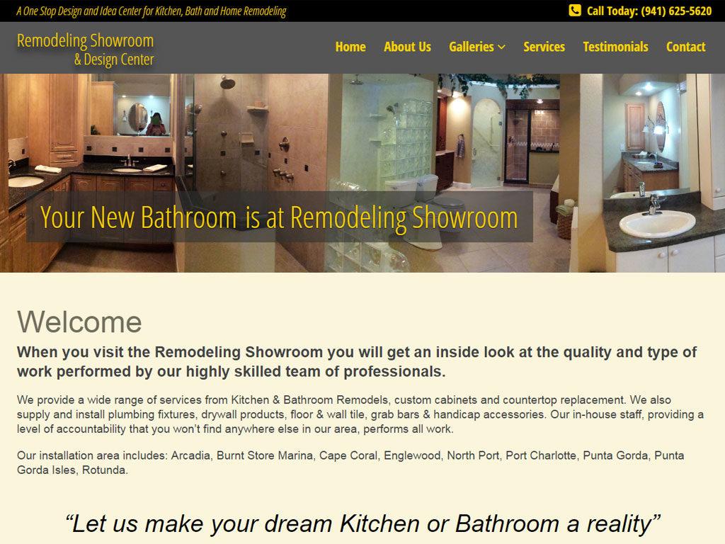 Remodeling Showroom